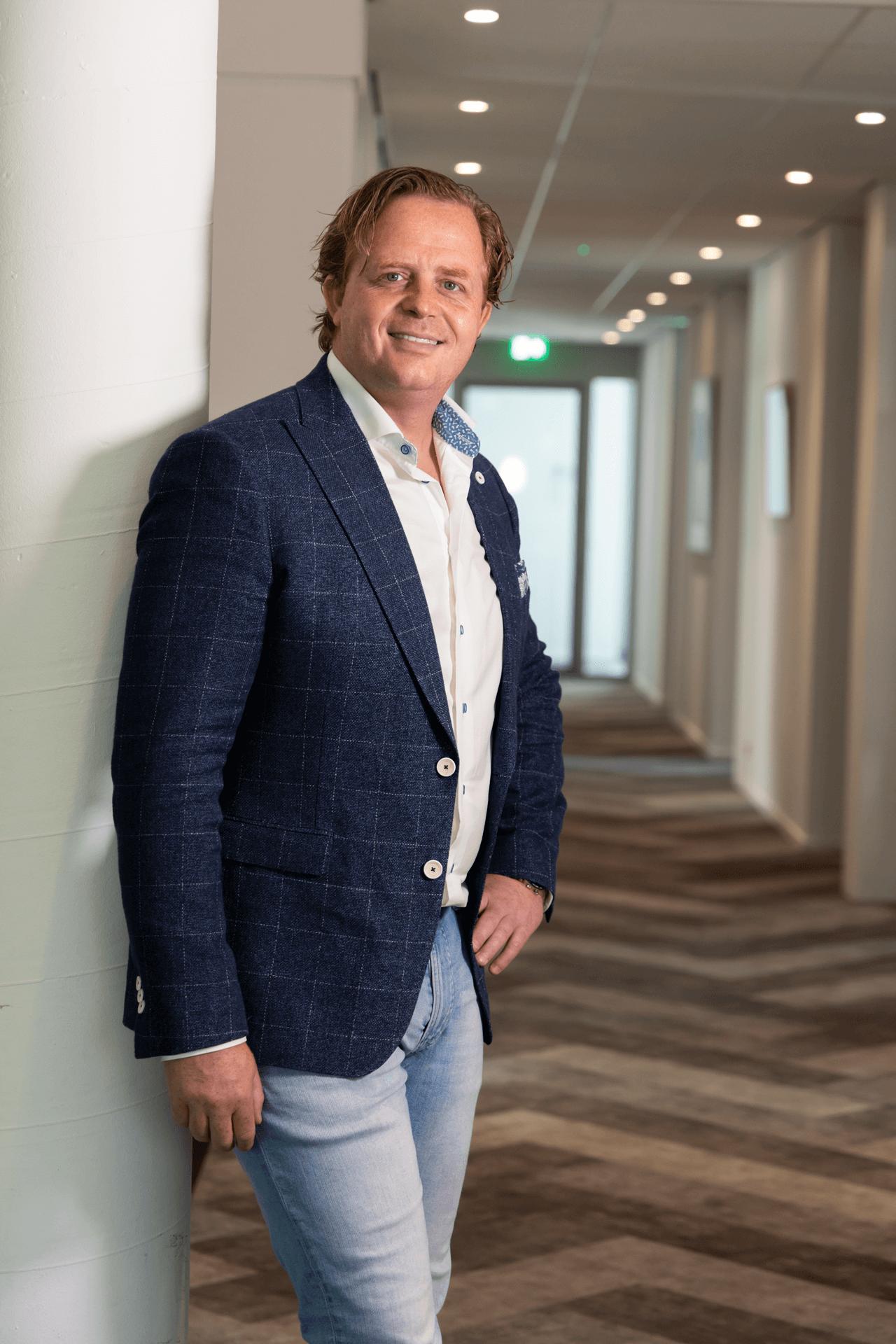 Consultant - Eigenaar Rob Geertshuis